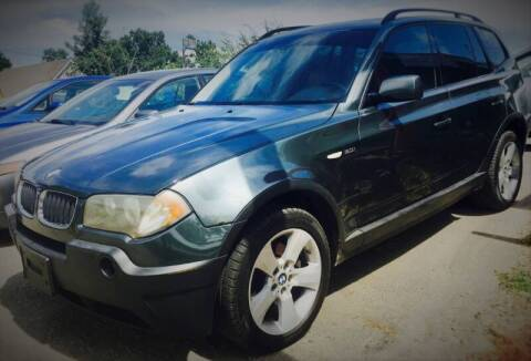 2004 BMW X3 for sale at RD Motors, Inc in Charlotte NC