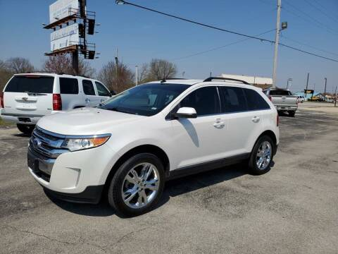 2013 Ford Edge for sale at Aaron's Auto Sales in Poplar Bluff MO