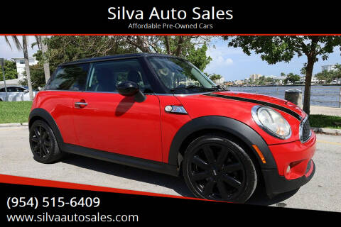 2010 MINI Cooper for sale at Silva Auto Sales in Pompano Beach FL