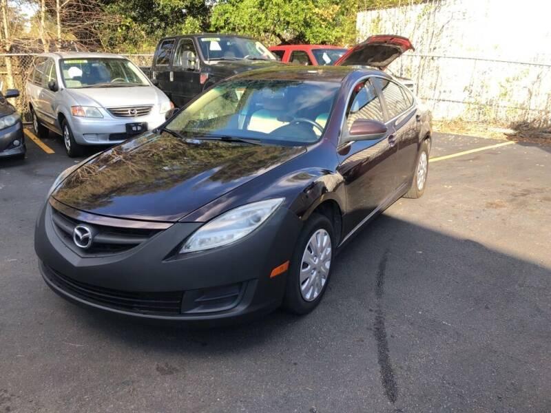 2010 Mazda MAZDA6 for sale at 4 Girls Auto Sales in Houston TX