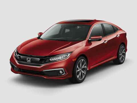 2021 Honda Civic for sale at BASNEY HONDA in Mishawaka IN