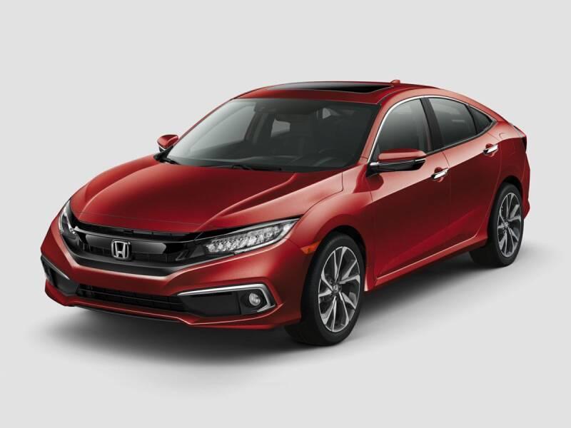 2021 Honda Civic for sale at BASNEY HONDA in Mishawaka IN