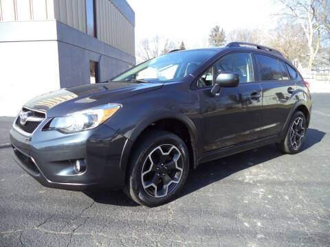 2014 Subaru XV Crosstrek for sale at Niewiek Auto Sales in Grand Rapids MI