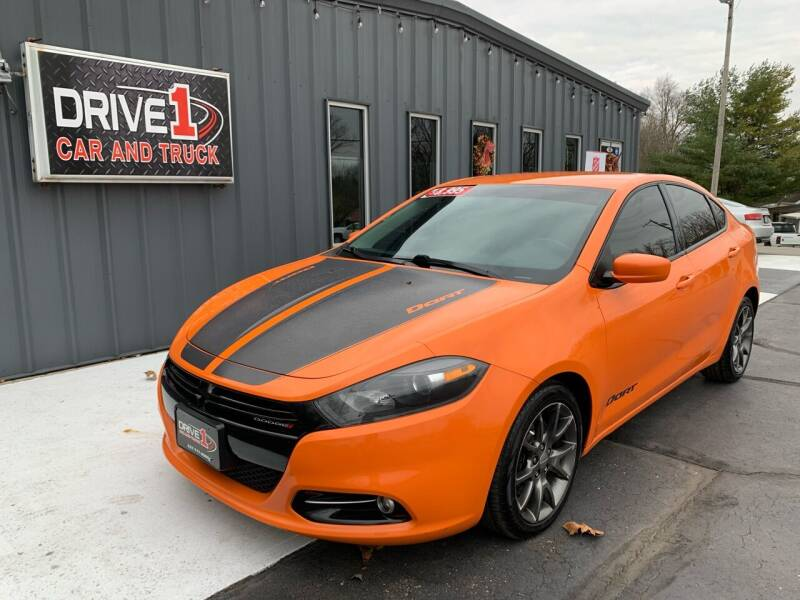2013 Dodge Dart for sale at Drive 1 Car & Truck in Springfield OH