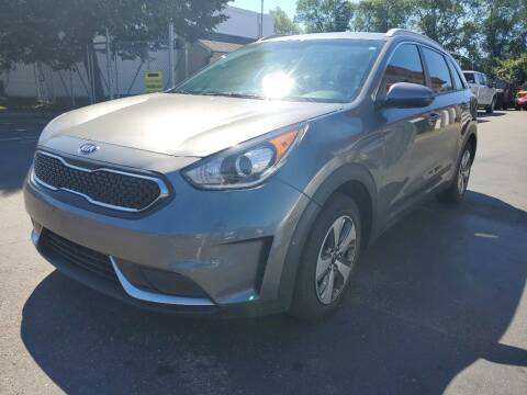 2017 Kia Niro for sale at MIDWEST CAR SEARCH in Fridley MN