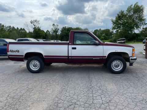 1995 Chevrolet C/K 1500 Series for sale at Westview Motors in Hillsboro OH