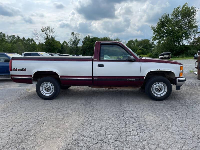 1995 Chevrolet C/K 1500 Series for sale in Hillsboro, OH
