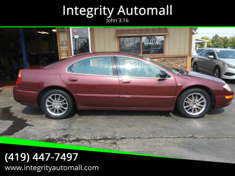 2002 Chrysler 300M for sale at Integrity Automall in Tiffin OH