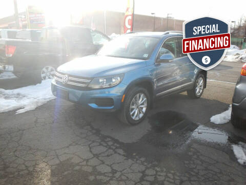2017 Volkswagen Tiguan for sale at 103 Auto Sales in Bloomfield NJ