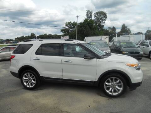 2011 Ford Explorer for sale at All Cars and Trucks in Buena NJ