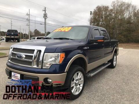 2012 Ford F-150 for sale at Dothan OffRoad And Marine in Dothan AL