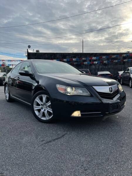 2010 Acura RL for sale at Auto Budget Rental & Sales in Baltimore MD