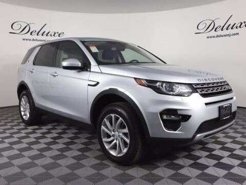 2017 Land Rover Discovery Sport for sale at DeluxeNJ.com in Linden NJ