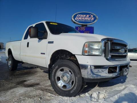 2005 Ford F-350 Super Duty for sale at Monkey Motors in Faribault MN