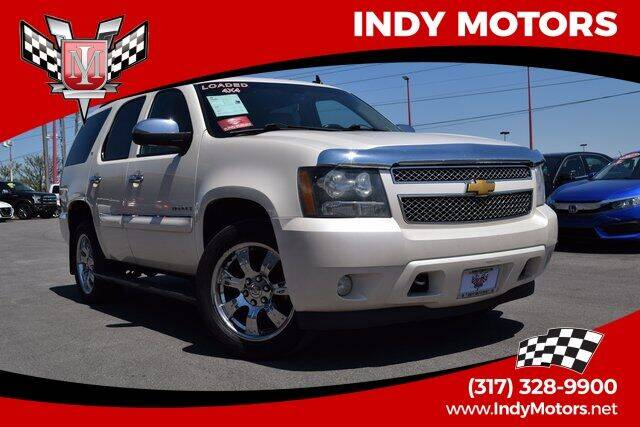 2008 Chevrolet Tahoe for sale at Indy Motors Inc in Indianapolis IN