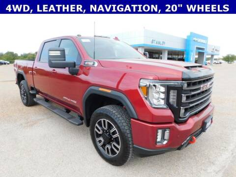 2020 GMC Sierra 2500HD for sale at Stanley Chrysler Dodge Jeep Ram Gatesville in Gatesville TX
