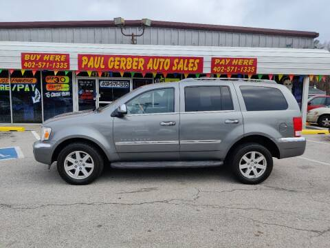 2007 Chrysler Aspen for sale at Paul Gerber Auto Sales in Omaha NE