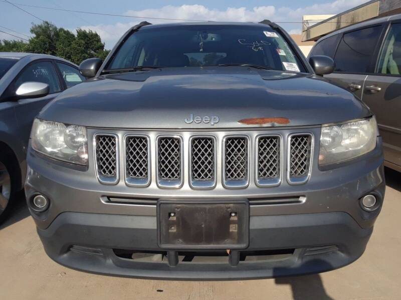 2014 Jeep Compass for sale at Auto Haus Imports in Grand Prairie TX