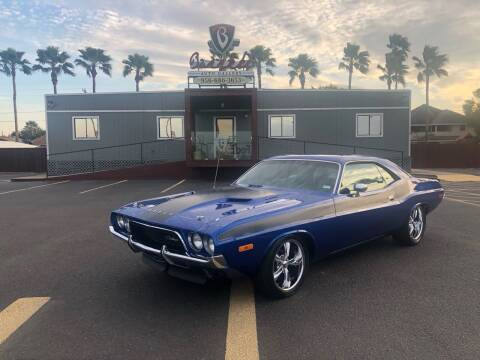 1972 Dodge Challenger for sale at Barrett Auto Gallery in San Juan TX