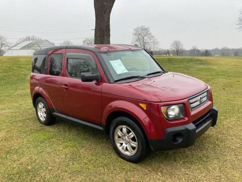 2008 Honda Element for sale at Good Value Cars Inc in Norristown PA