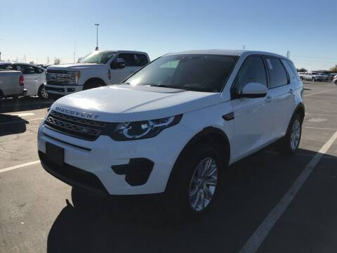 2017 Land Rover Discovery Sport for sale at ALIC MOTORS in Boise ID