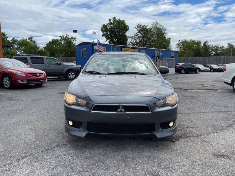2010 Mitsubishi Lancer Sportback for sale in Indianapolis, IN