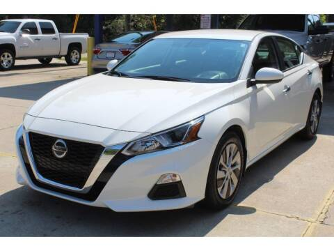 2020 Nissan Altima for sale at Inline Auto Sales in Fuquay Varina NC
