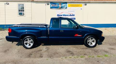 2003 GMC Sonoma for sale at New Wave Auto of Vineland in Vineland NJ