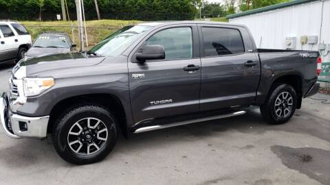 2016 Toyota Tundra for sale at Green Tree Motors in Elizabethton TN