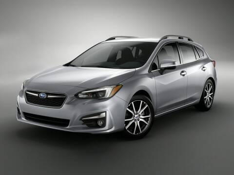 2017 Subaru Impreza for sale at Bill Gatton Used Cars - BILL GATTON ACURA MAZDA in Johnson City TN