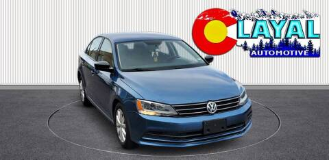 2015 Volkswagen Jetta for sale at Layal Automotive in Englewood CO