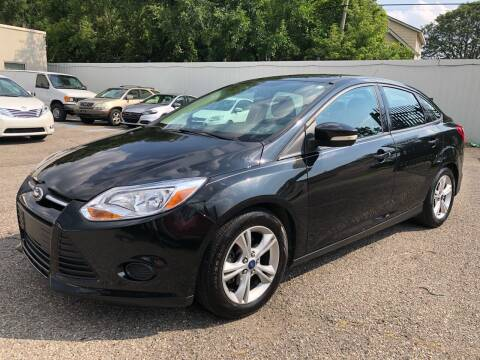 2014 Ford Focus for sale at SKY AUTO SALES in Detroit MI