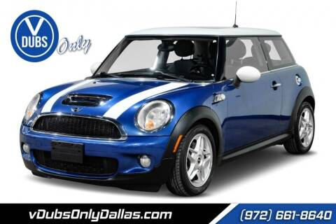 2009 MINI Cooper for sale at VDUBS ONLY in Dallas TX