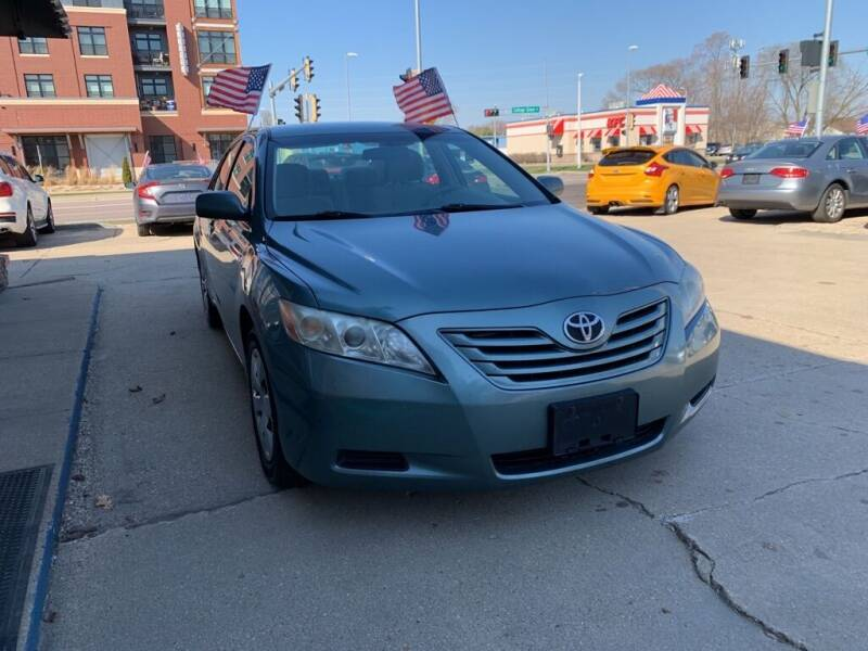2009 Toyota Camry for sale at LOT 51 AUTO SALES in Madison WI