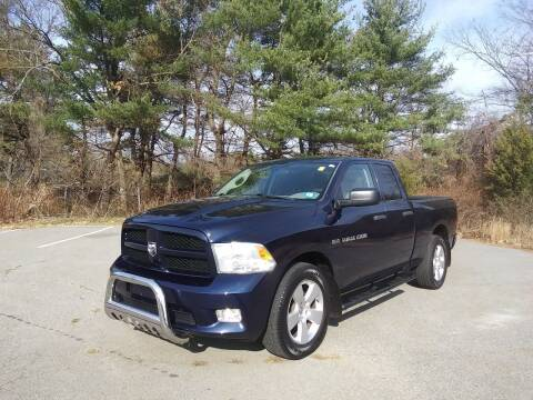 2012 RAM Ram Pickup 1500 for sale at Westford Auto Sales in Westford MA