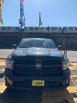 2017 Dodge Ram Chassis 1500