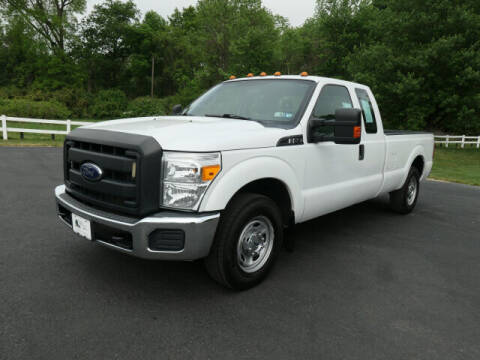 2015 Ford F-250 Super Duty for sale at Woodcrest Motors in Stevens PA