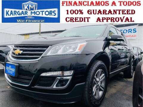2017 Chevrolet Traverse for sale at Kargar Motors of Manassas in Manassas VA