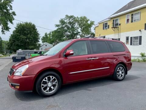 2014 Kia Sedona for sale at Pak Auto Corp in Schenectady NY