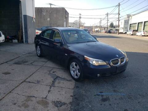 2007 BMW 5 Series for sale at O A Auto Sale in Paterson NJ