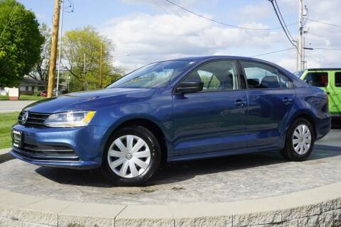 2016 Volkswagen Jetta for sale at Platinum Motors LLC in Heath OH