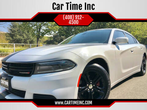 2020 Dodge Charger for sale at Car Time Inc in San Jose CA