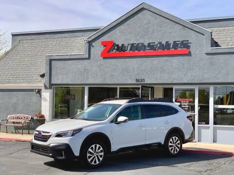 2021 Subaru Outback for sale at Z Auto Sales in Boise ID