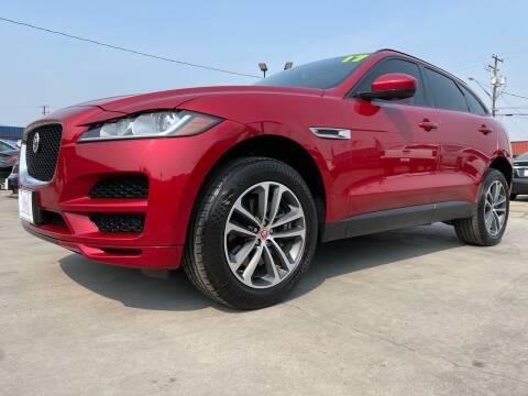2017 Jaguar F-PACE for sale at MAGIC AUTO SALES, LLC in Nampa ID