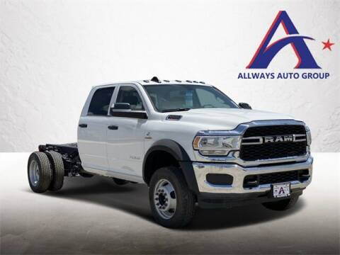2020 RAM Ram Chassis 5500 for sale at ATASCOSA CHRYSLER DODGE JEEP RAM in Pleasanton TX