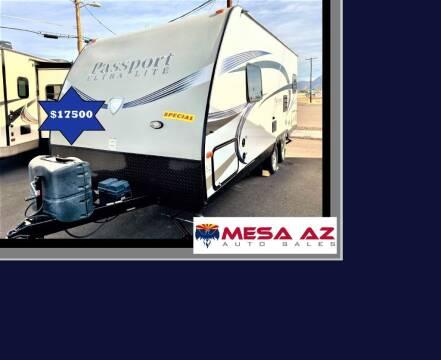 2015 Keystone PASSPORT for sale at Mesa AZ Auto Sales in Apache Junction AZ