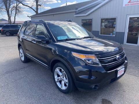 2014 Ford Explorer for sale at B & B Auto Sales in Brookings SD
