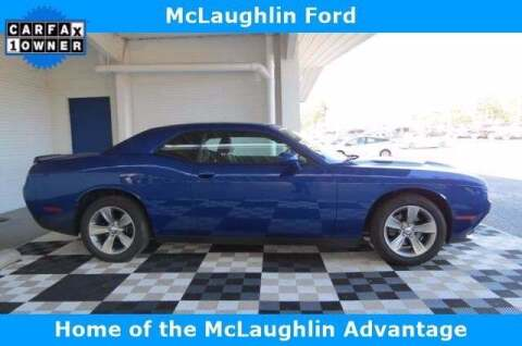 2019 Dodge Challenger for sale at McLaughlin Ford in Sumter SC
