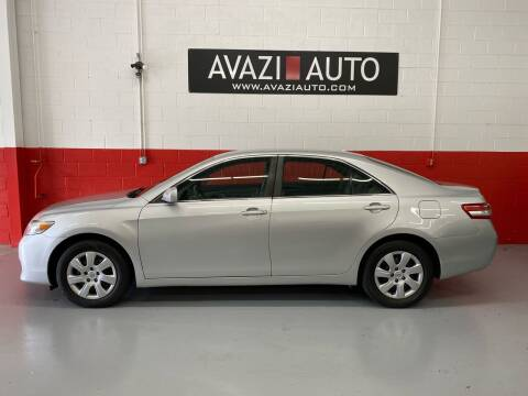 2011 Toyota Camry for sale at AVAZI AUTO GROUP LLC in Gaithersburg MD