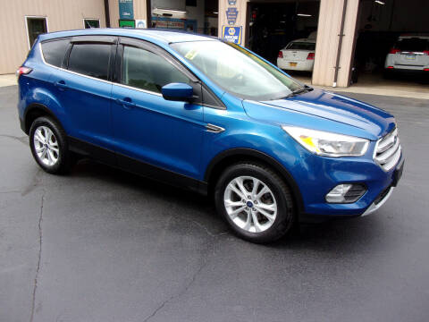 2017 Ford Escape for sale at Dave Thornton North East Motors in North East PA